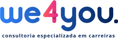 We4You | Consultoria Especializada em Carreiras